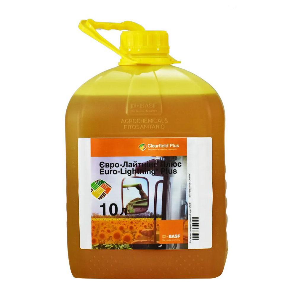 Евро-Лайтнинг Плюс (Clearfield Plus) гербицид, имазамокс, имазапир BASF (Басф) 10 л