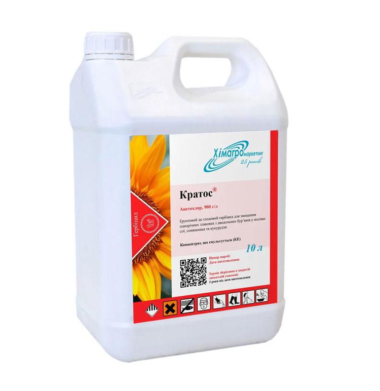 Кратос (Харнес), гербицид Химагромаркетинг, ацетохлор, 10л