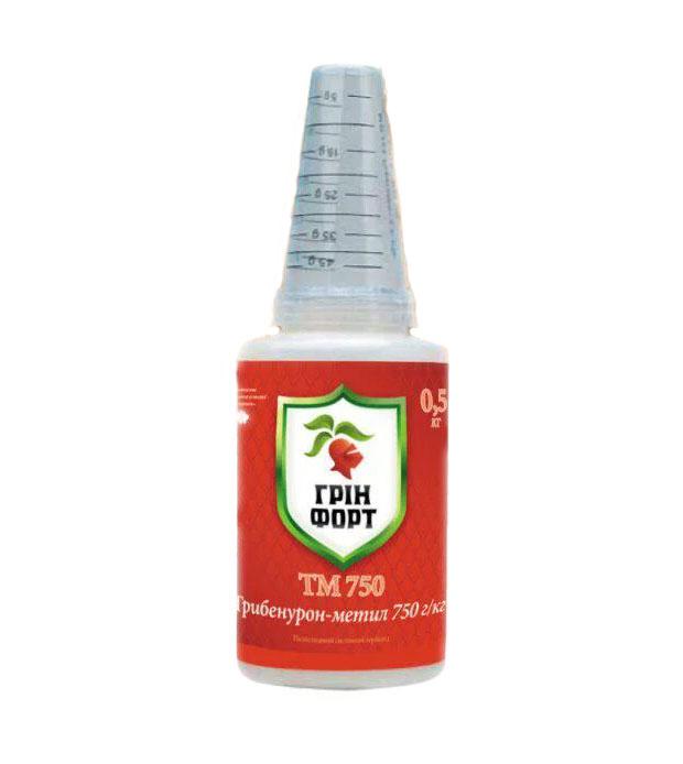 Гринфорт ТМ 750 (Гранстар) гербицид грунтовой, трибенурон-метил, 0,5 кг