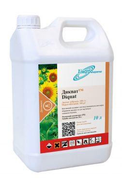 Дикват (Реглон Супер), гербицид Химагромаркетинг, дикват, 10 л